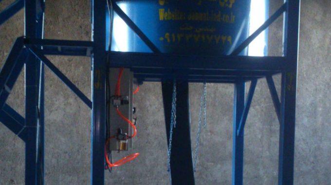 دستگاه سنگ مصنوعی سمنت پلاست غیر استاندارد