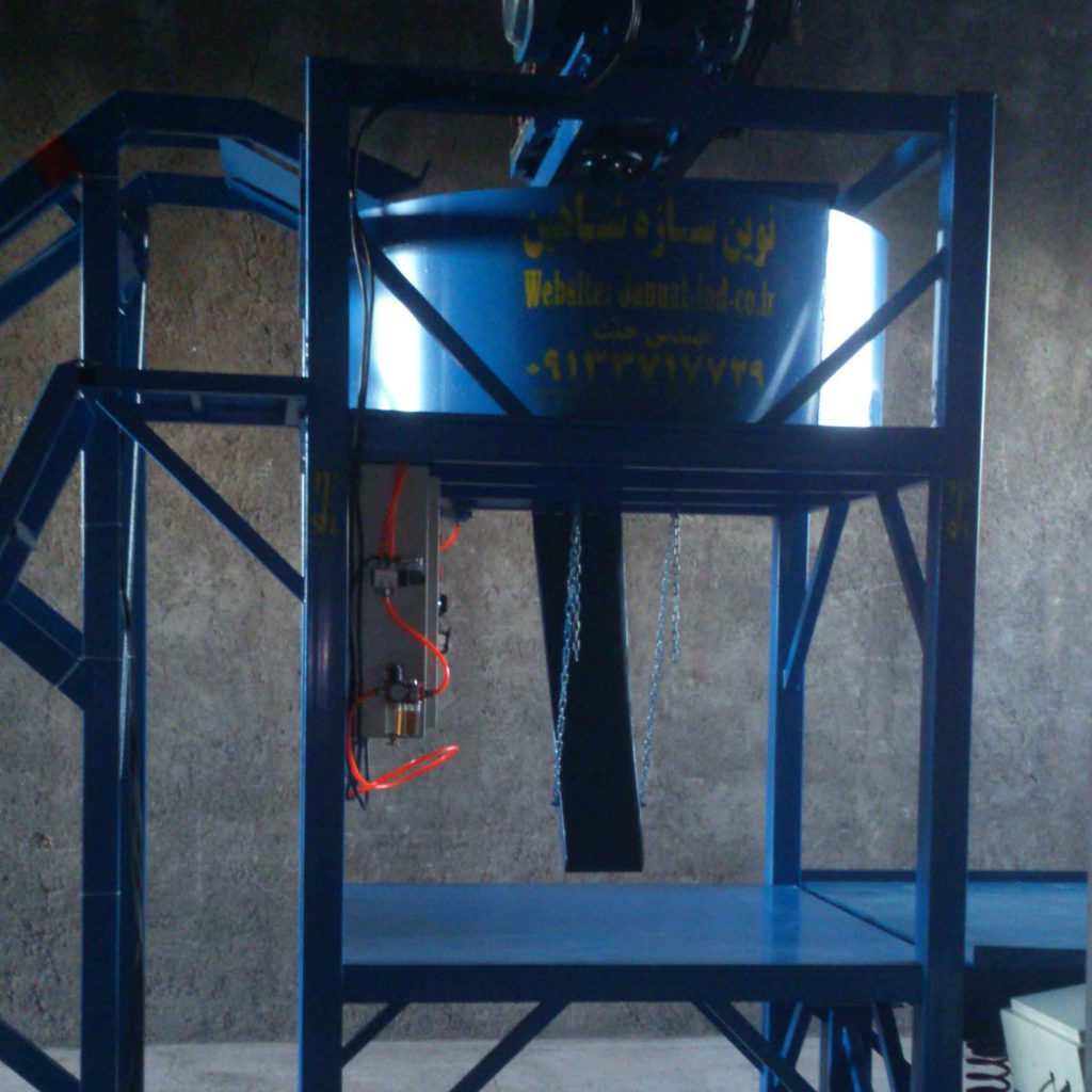 دستگاه سنگ مصنوعی نیمه اتوماسیون غیر استاندارد