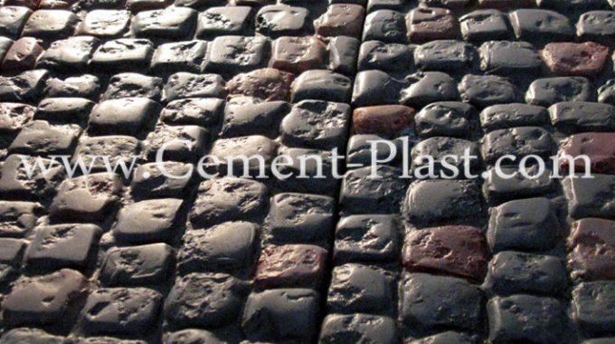 روش نصب موزاییک پلیمری سمنت پلاست