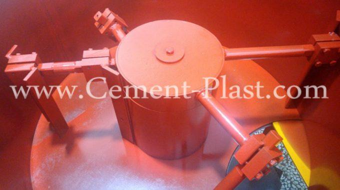 خط تولید سنگهای مصنوعی سمنت پلاست