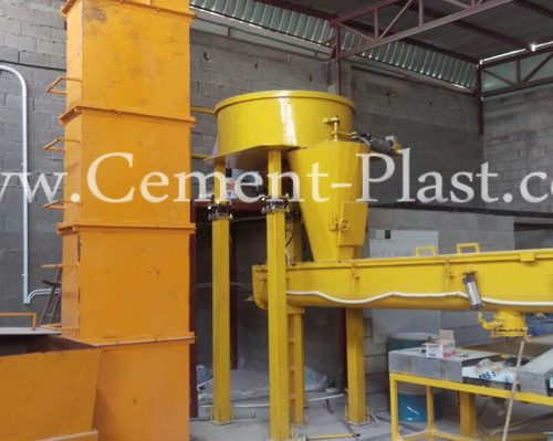 خط تولید سنگ مصنوعی سمنت پلاست